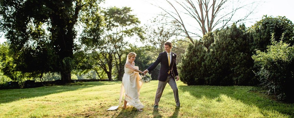 First funding round closed, and the wedding went off without a hitch! Photo by Sarah Fortney Bowmaster.