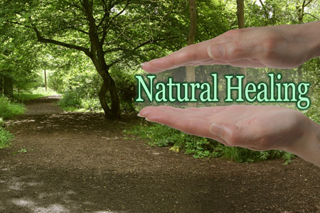 Natural healing can begin when the root cause of symptoms are eliminated.