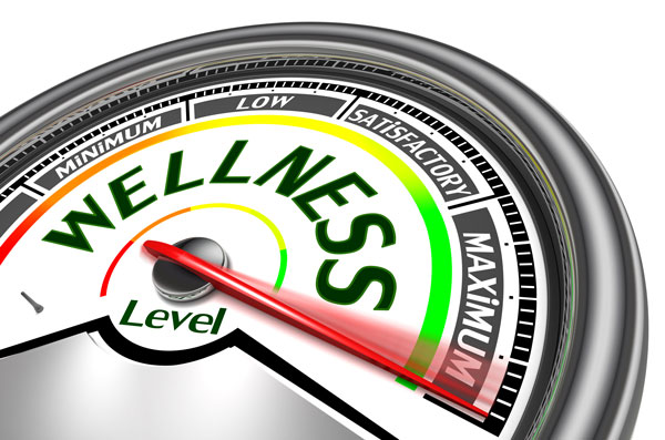 At redding integrative medicine, we test to Measure wellness levels, not guess.