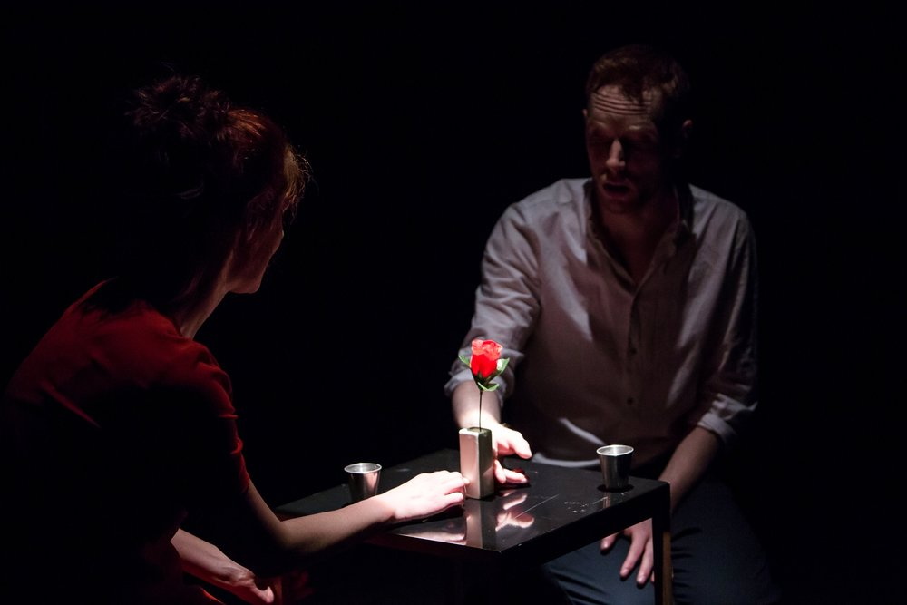 Babel Theatre - You Must Be The One To Bury Me - The first date