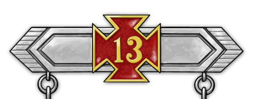 Farewell 12, and hello 13!