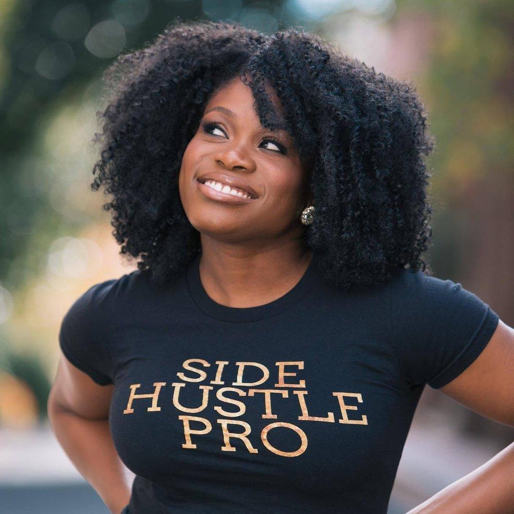 Nicaila Matthews Okome , Creator & Host,  Side Hustle Pro