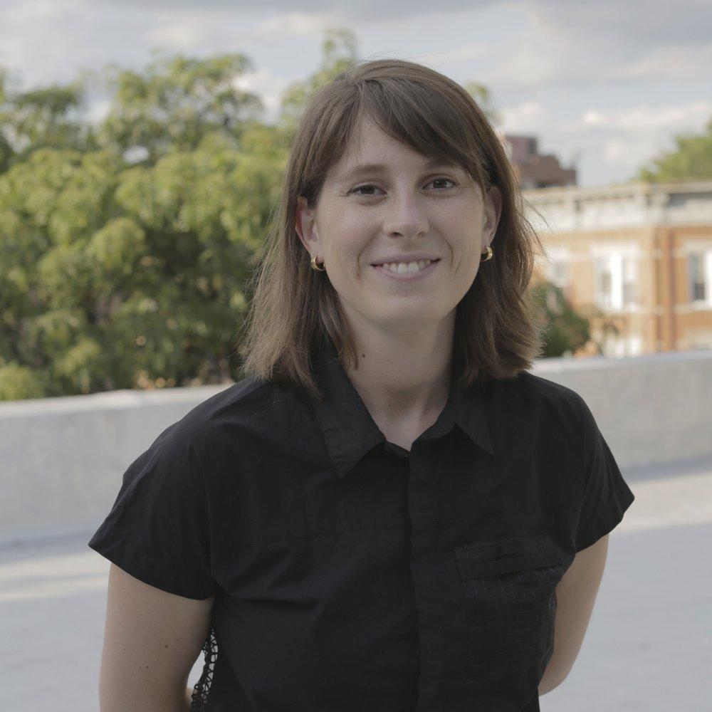 Molly Schwartz,  Studio Manager & Podcast Producer, METRO
