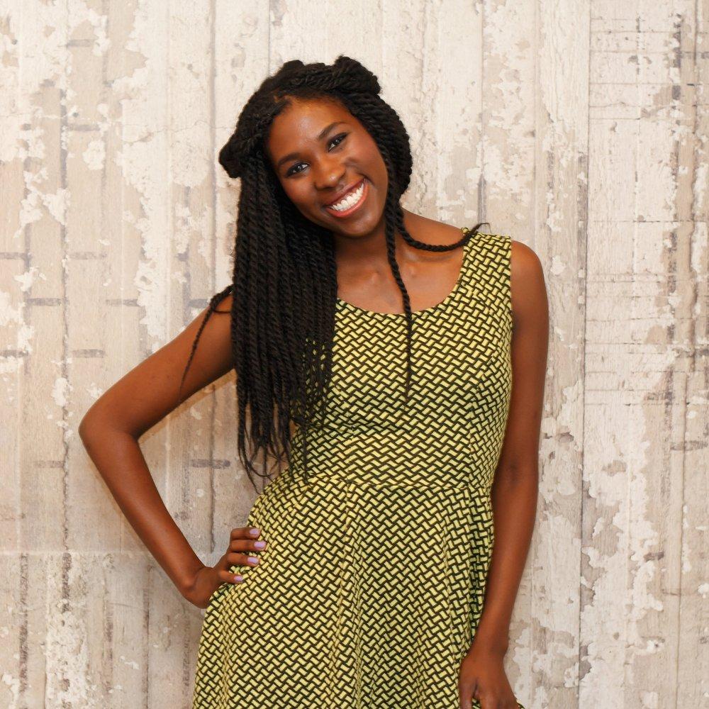 Bridget Todd,  Co-Host,  AFROPUNK Solution Sessions