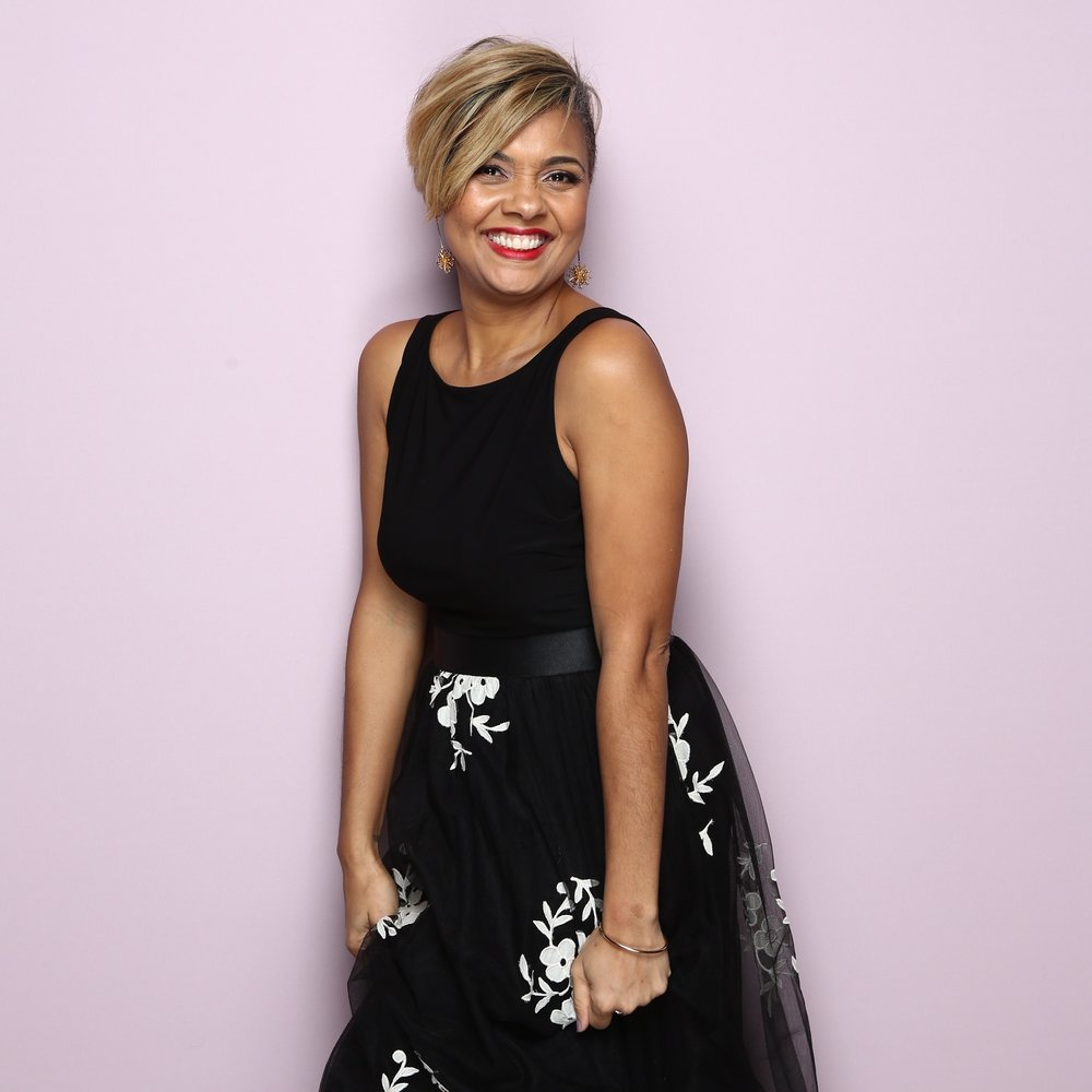 Cori Murray ,  Co-host,  Yes, Girl !