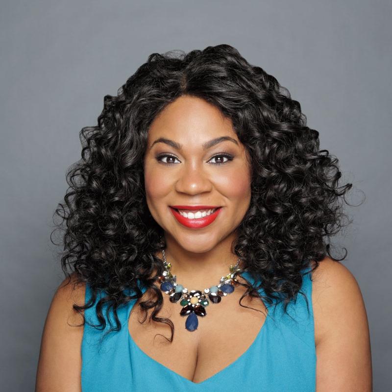 Charli Penn , Co-host,   Yes, Girl!