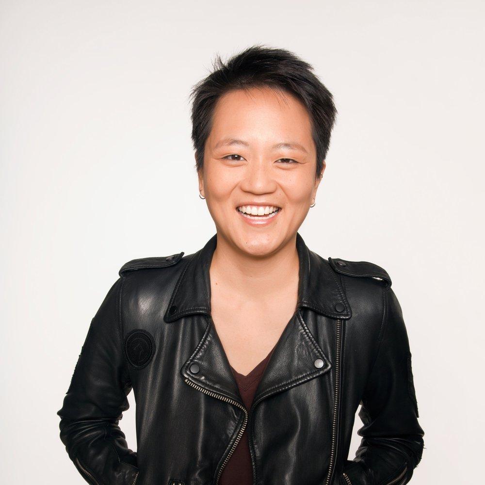 Kathy Tu , Co-Host,   Nancy