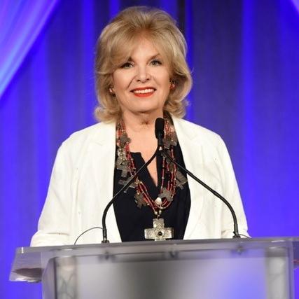 Patricia de Stacy Harrison,  President & CEO, Corporation for Public Broadcasting