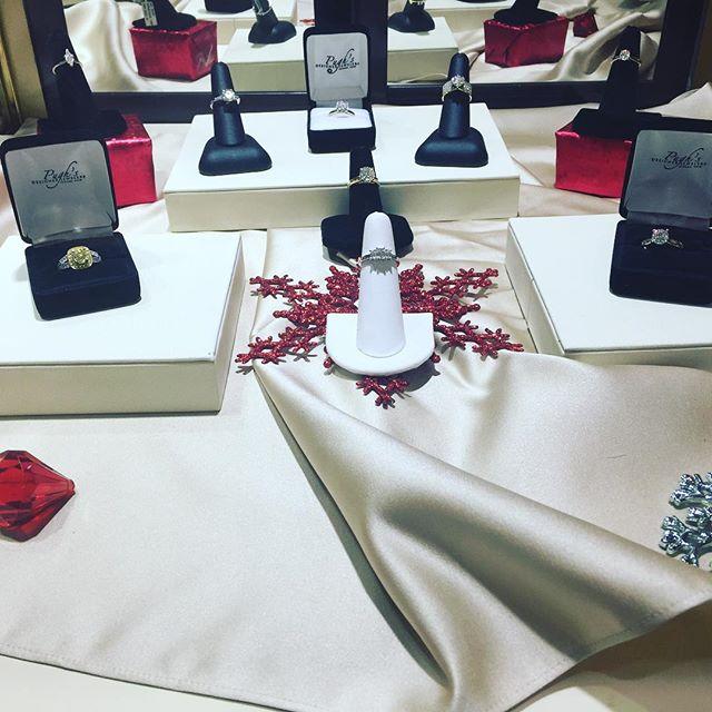 #red#valentinesday #diamonds#pughsdesignerjewelers