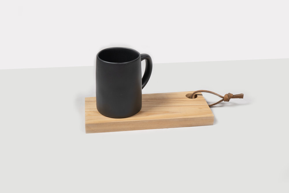 Coffee and Snack Board by Botanicool