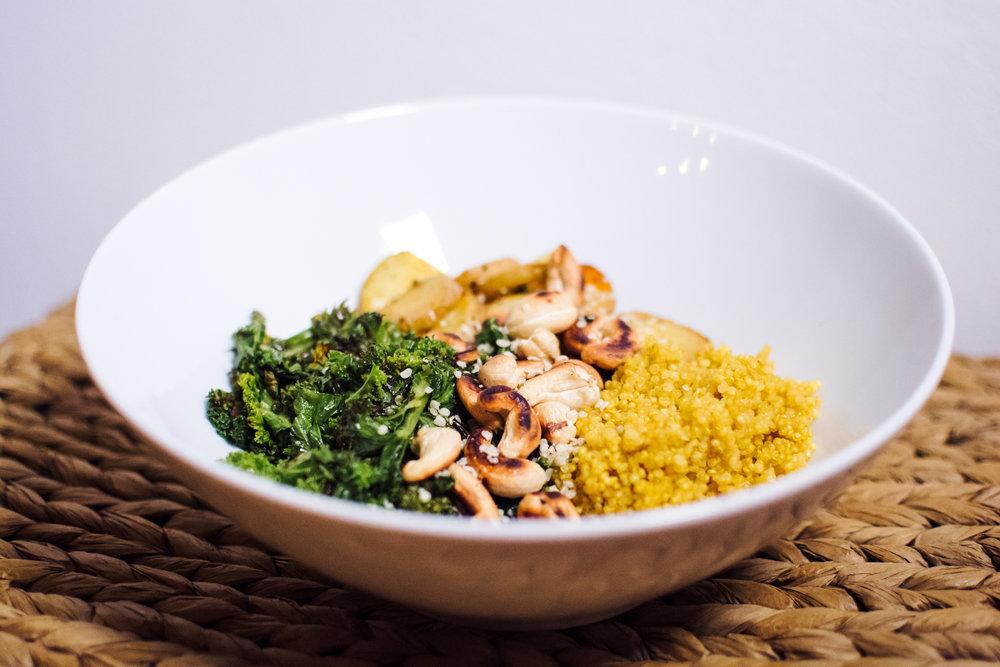 Turmeric Quinoa- DSC_1819 - © Beets & Roots.jpg