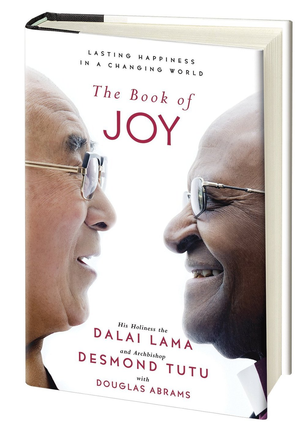 The latest book I red…brilliant! The lightness, depth, humor and friendship between these two world leaders is very inspiring and human at the same time. They spent a week together to write this book about how to live a joyful life.