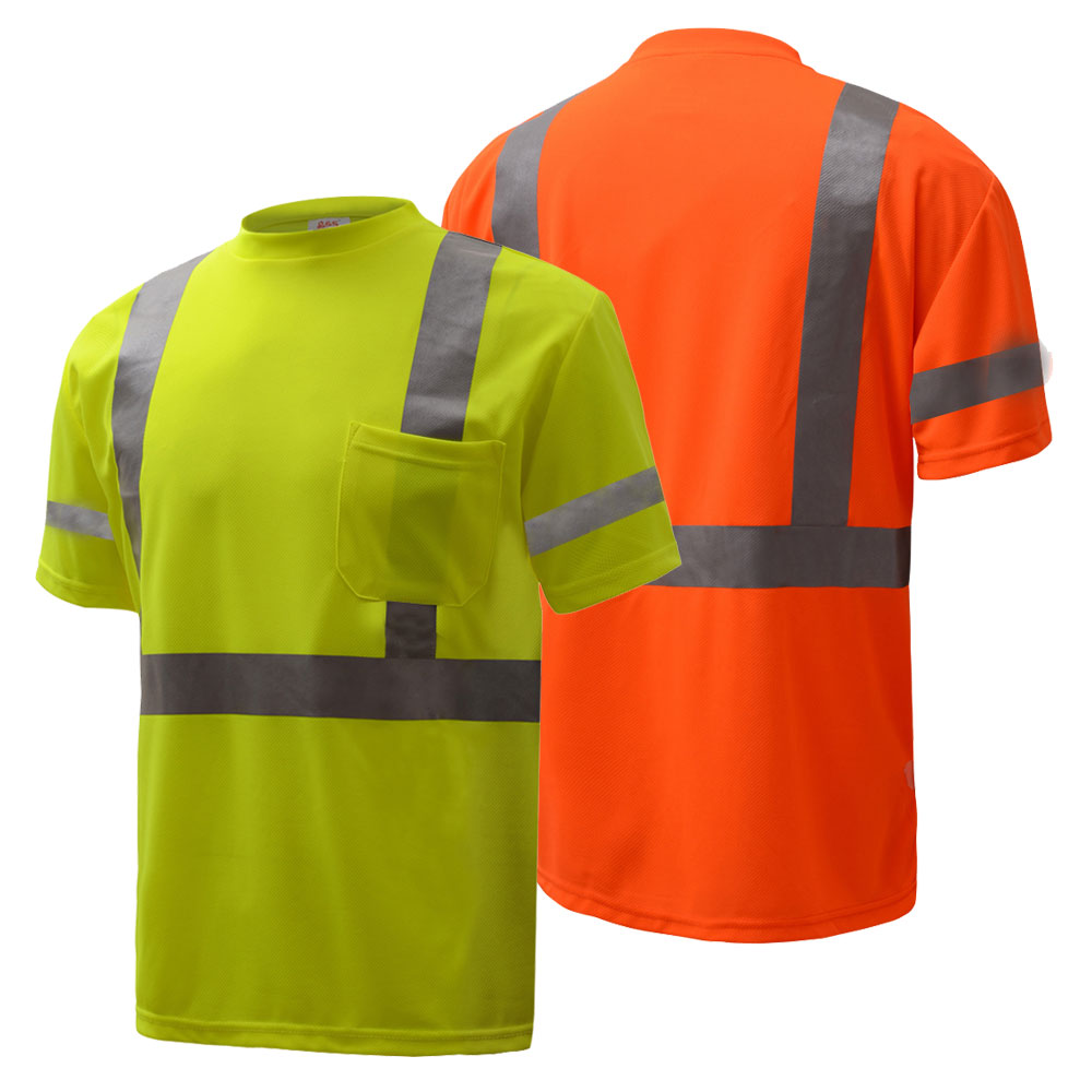 Safety Products Store Tall Class 3 Short Sleeve T Shirt