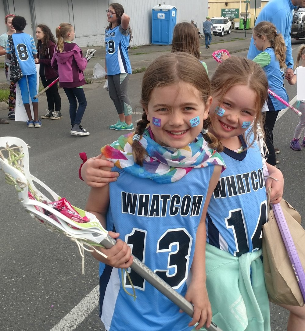 - Whatcom Girls Youth Lacrosse is a not-for-profit organization that strives to grow a love of the game while building strength, leadership and confidence in girls.