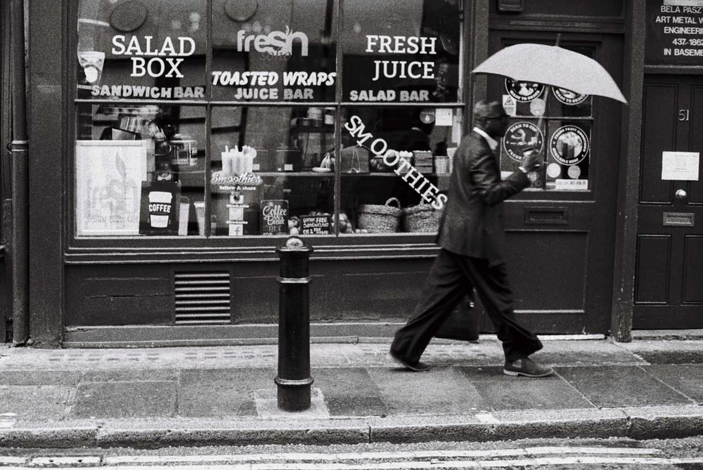 Fresh Soho, London