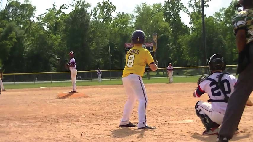 USSSA Baseball 2015   BREC's Oak Villa Ballpark