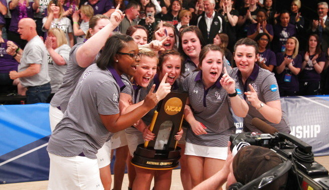 2017 NCAA Bowling Championships