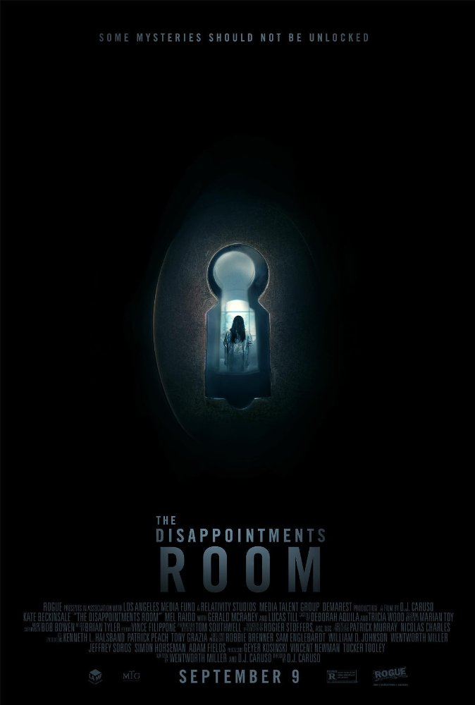 The Disappointments Room -