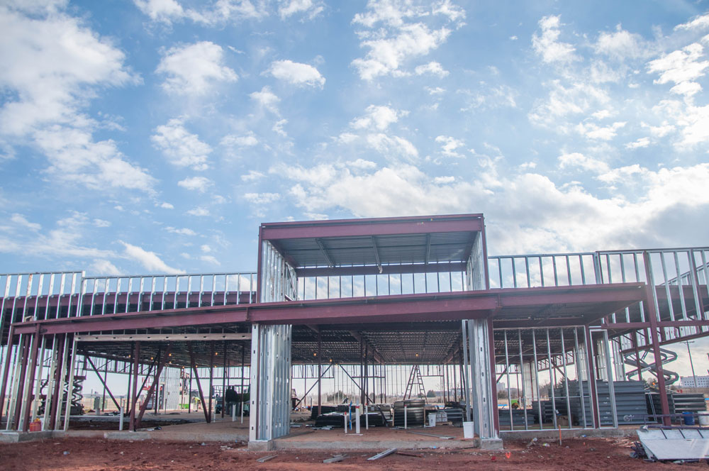 Steel Framing in Norman, Oklahoma