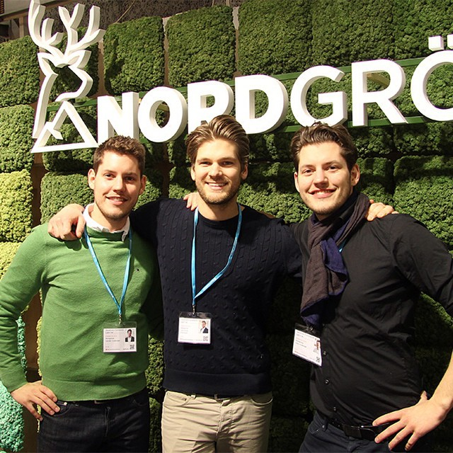 Founders:Sander Oudendijk, Carl-Oscar Pressfeldt and Joris Oudendijk