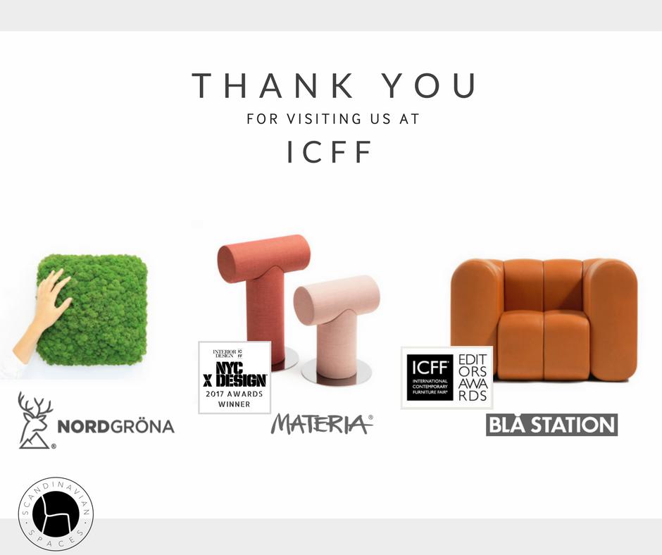 Thank you icff