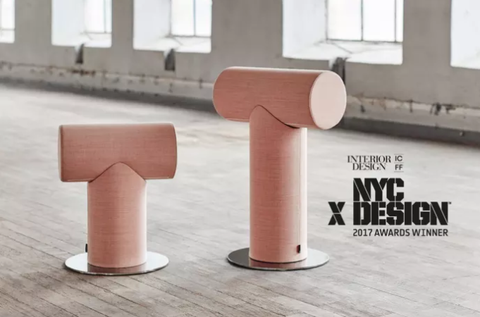 Winner NYCxDesign Awards