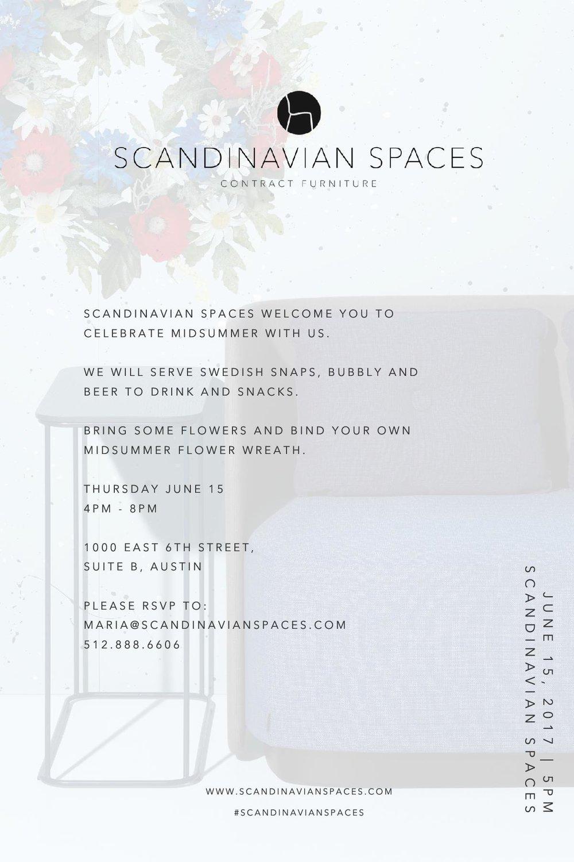 Austin Showroom Scandinavian Spaces
