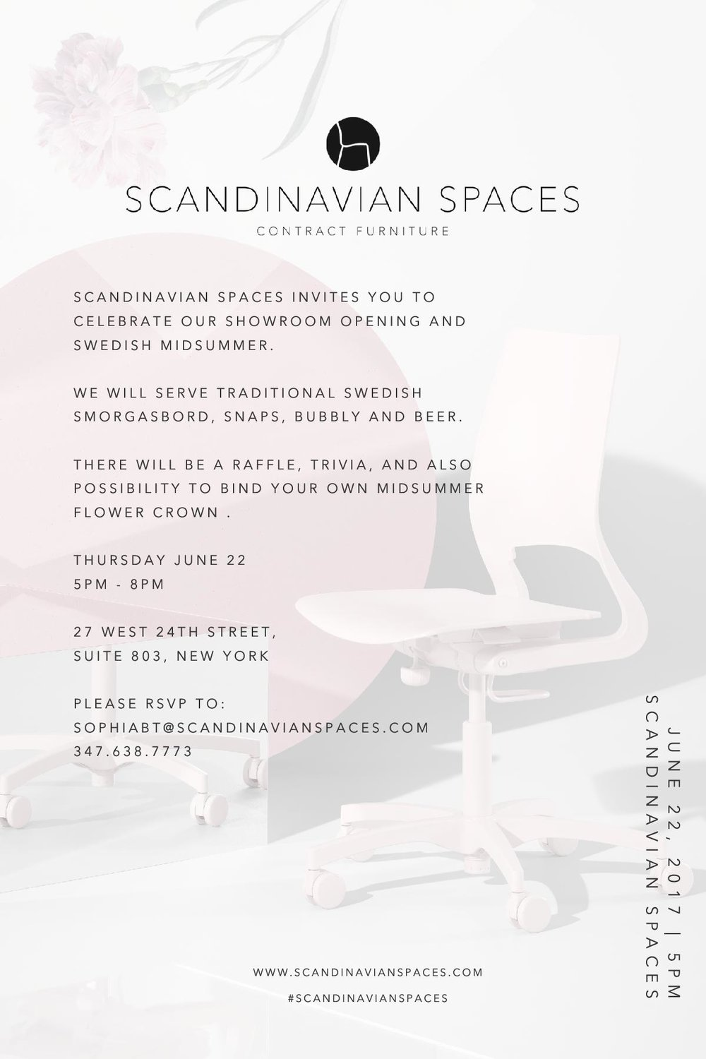 New York Scandinavian Spaces