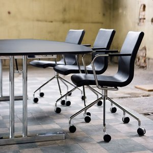 conference chairs furniture from scandinavian spaces chicago il