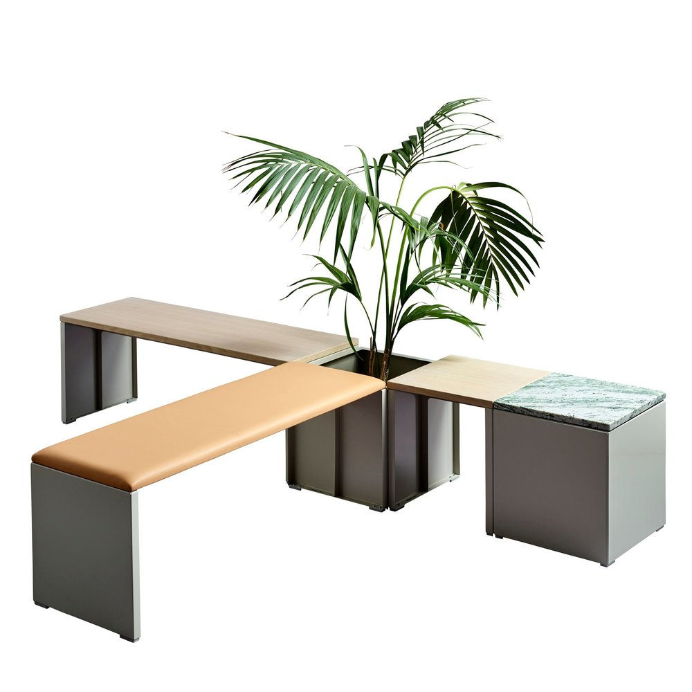 - LODGER SEATING SYSTEM by MINUS TIO