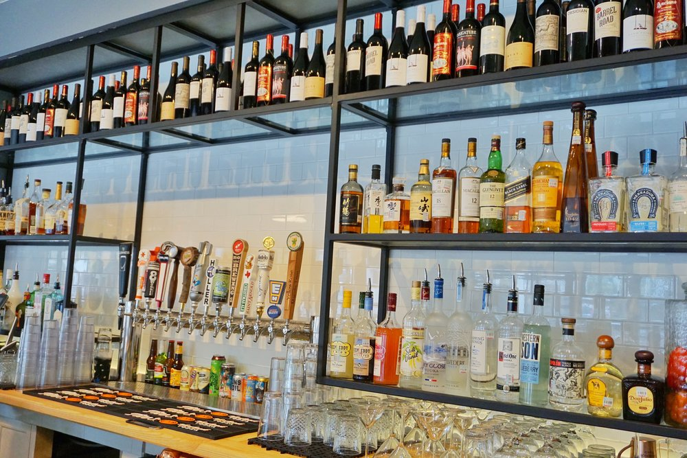 Beer + Wine + Cocktails - Thirsty? We have a drink for that.