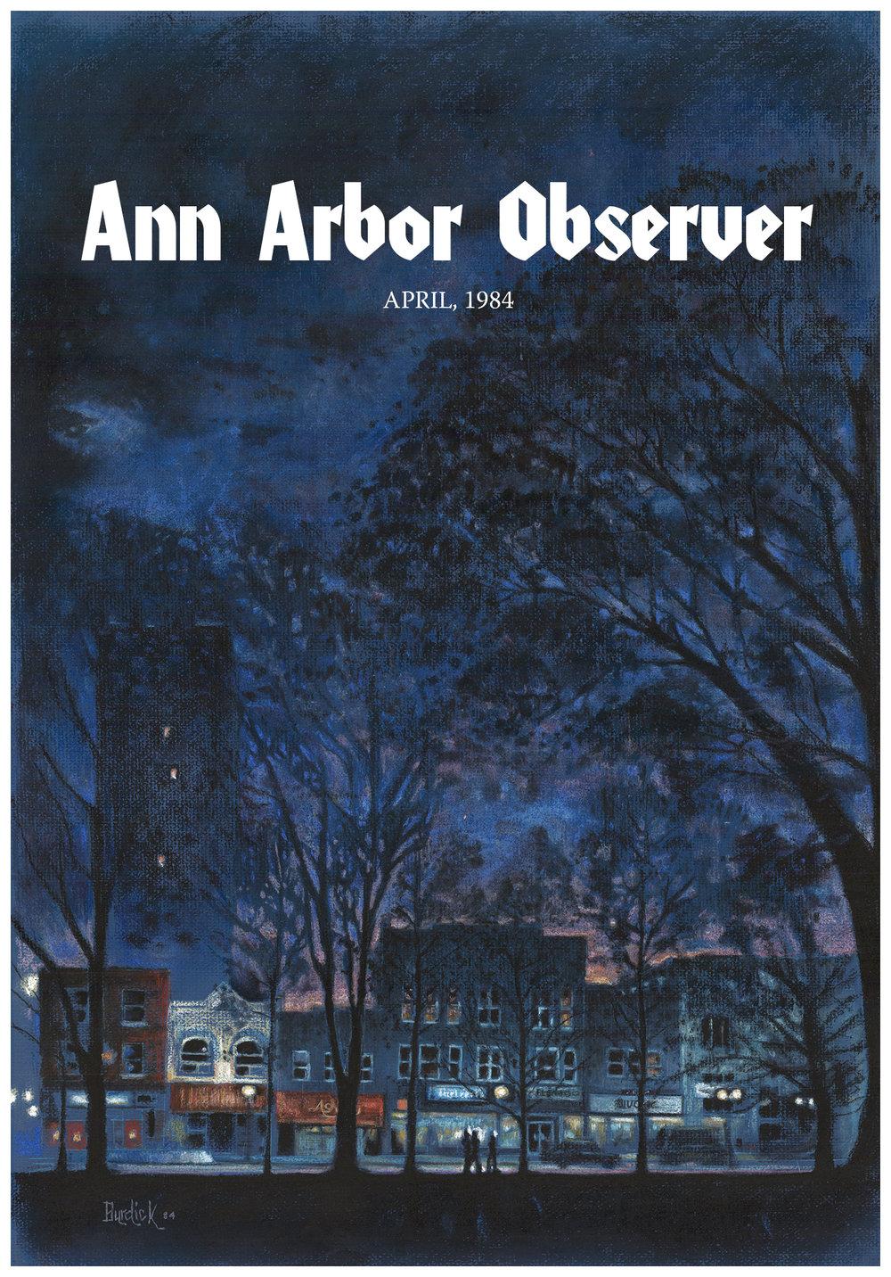 Ann Arbor Observer Magazine