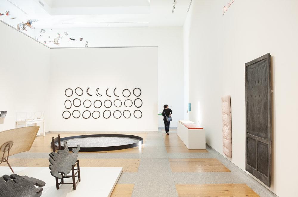 Turning Strange / Solo Exhibition, Portland Museum of Art. 2016.