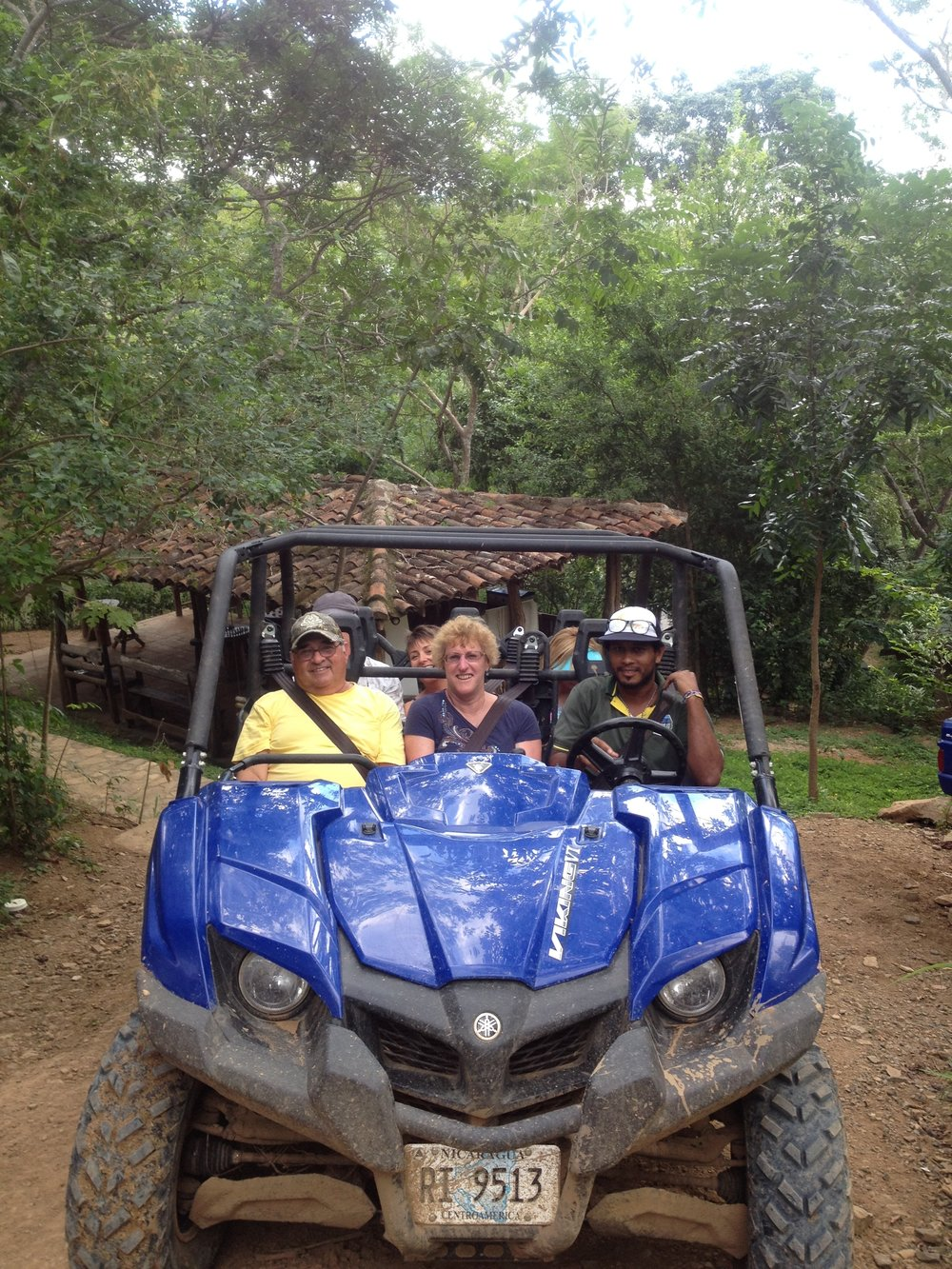 Exciting ATV Ride on your Tour of San Juan del Sur