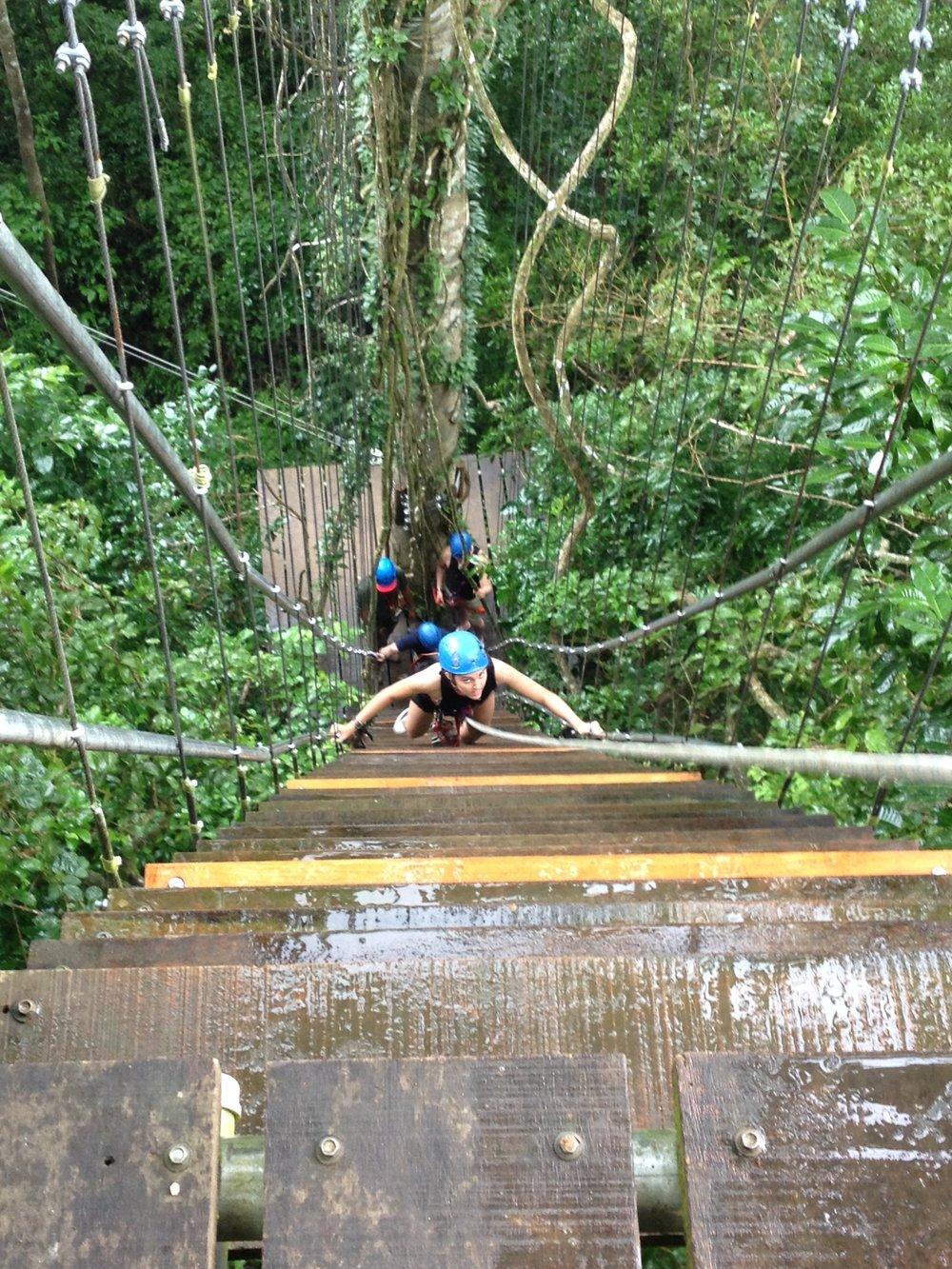 Canopy Tour Nicaragua