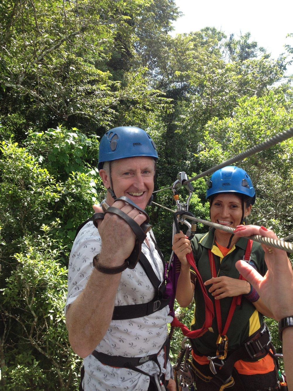 Zipline Tour Nicaragua