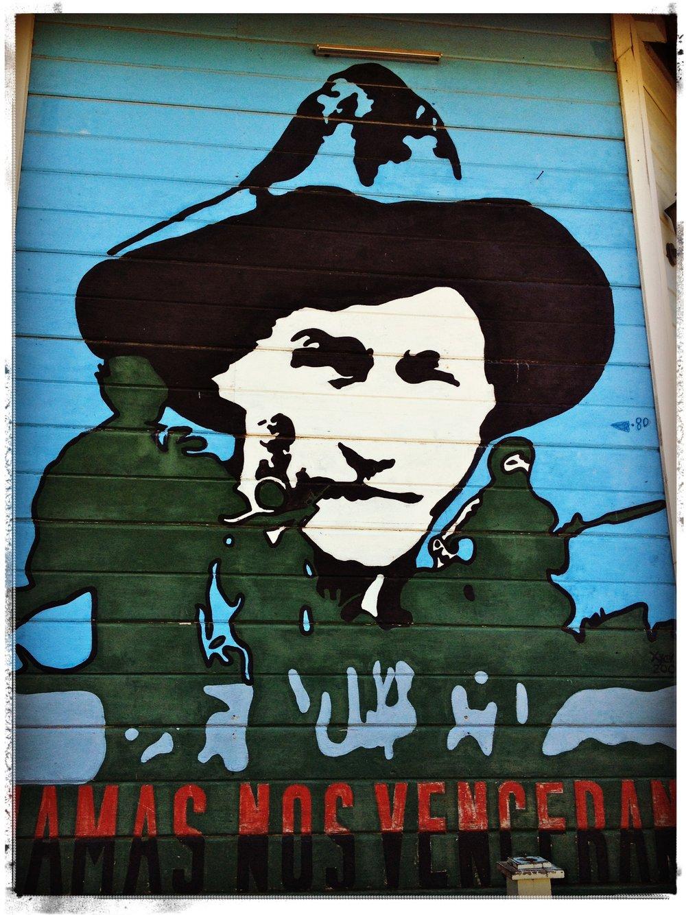 History Tour Nicaragua