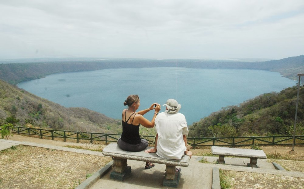 Laguna de Apoyo is one of the stops on this Tour