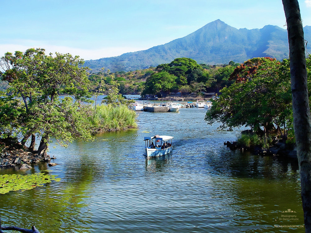 Tour Las Isletas on Lake Nicaragua