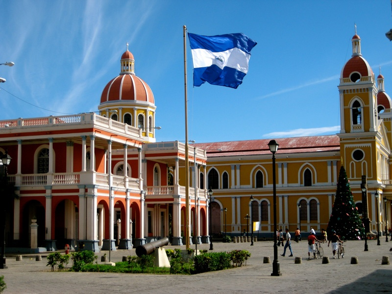 Take a Guided Tour around Central Granada, Nicaragua