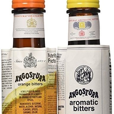 Angostura & Orange Bitters