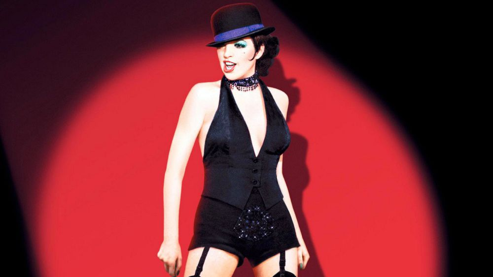Cabaret - Judy Garland was one of her favorite actresses, so perhaps Liza Minelli's starring role played a part in her affection for this film.