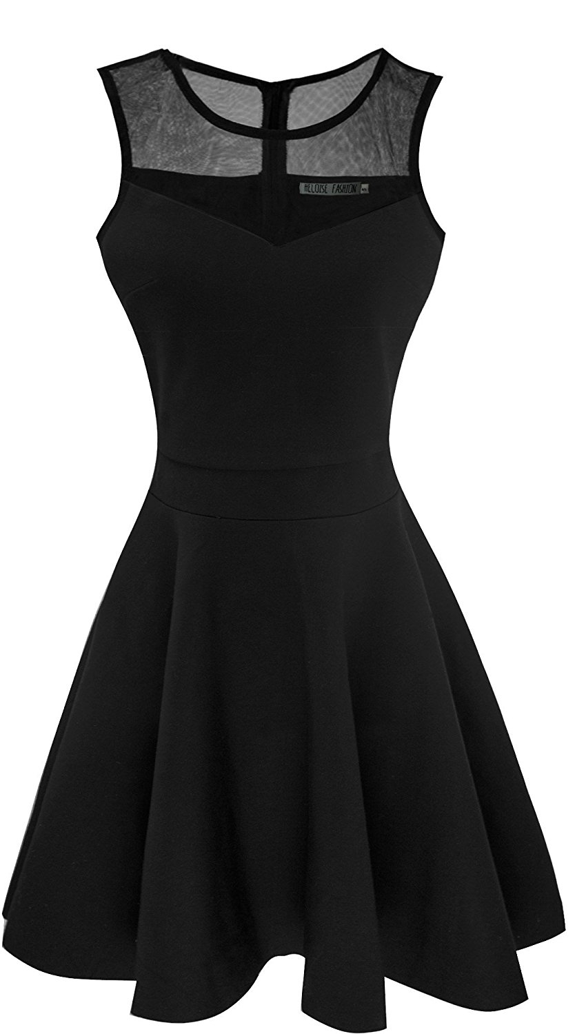 An Audrey-Esque Dress - Every girl needs a LBD.