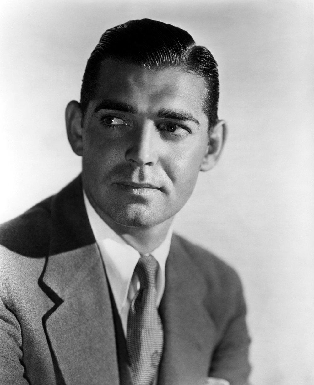 Clark Gable - Her co-star in Mogambowas also one of her favorite actors.