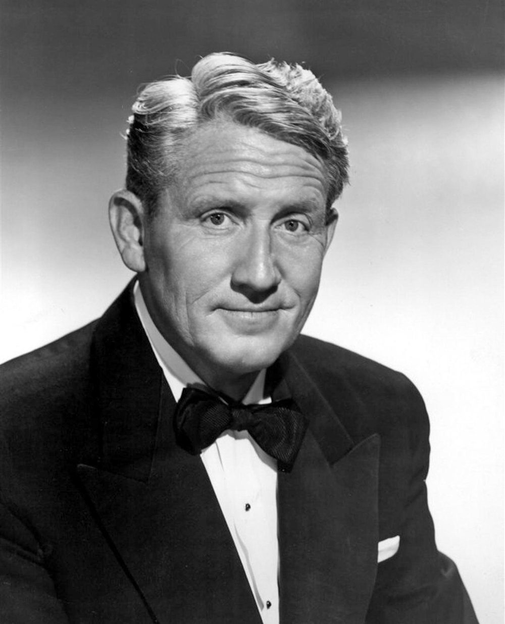Spencer Tracy - At the San Sebastian Film Festival, Bette told an adoring audience that she wished she had been able to make a film with Spencer Tracy.