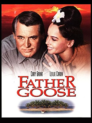 Father Goose - I've heard that Cary Grant claimed this film was one of his favorite projects, and most reflected his personality in real life. Stream or Buy it on Amazon