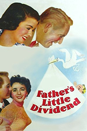 Father's Little Dividend - This follow-up to Father of the Bride lacks the original's savvy, but free to stream on Amazon, it is still worth a watch!