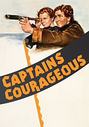 CAPTAIN'S COURAGEOUS - Based on the Rudyard Kipling novel, this is a coming-of-age story adventure film from MGM. Here's a bit of trivia: When Spencer Tracy received his Oscar statuette for this movie, he was surprised to find it inscribed to comic-strip hero Dick Tracy. Can anyone say La-La Land debacle?