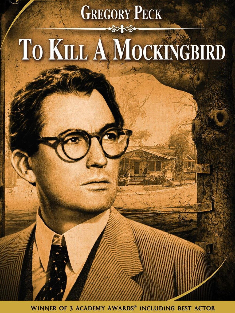 To Kill A Mockingbird - So many children, and pet dogs, and pet cats, etc. are named after the iconic Atticus Finch; and we can't imagine anyone else playing the role than Gregory Peck.
