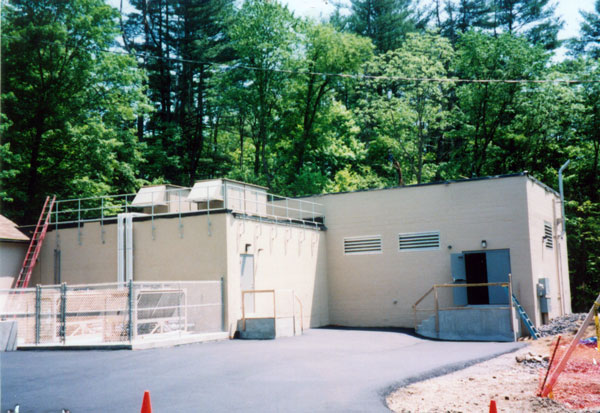Verizon Dial Office Addition, Bushkill, PA
